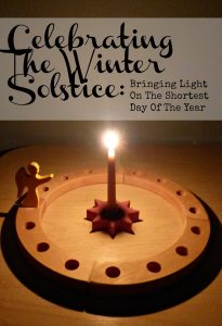 Celebrating Winter Solstice
