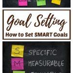 Goal setting SMART Goals and goal setting worksheet