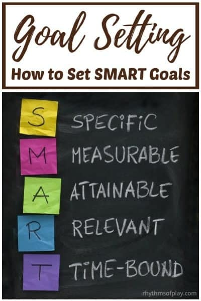 SMART Goal Setting How to's and Tips