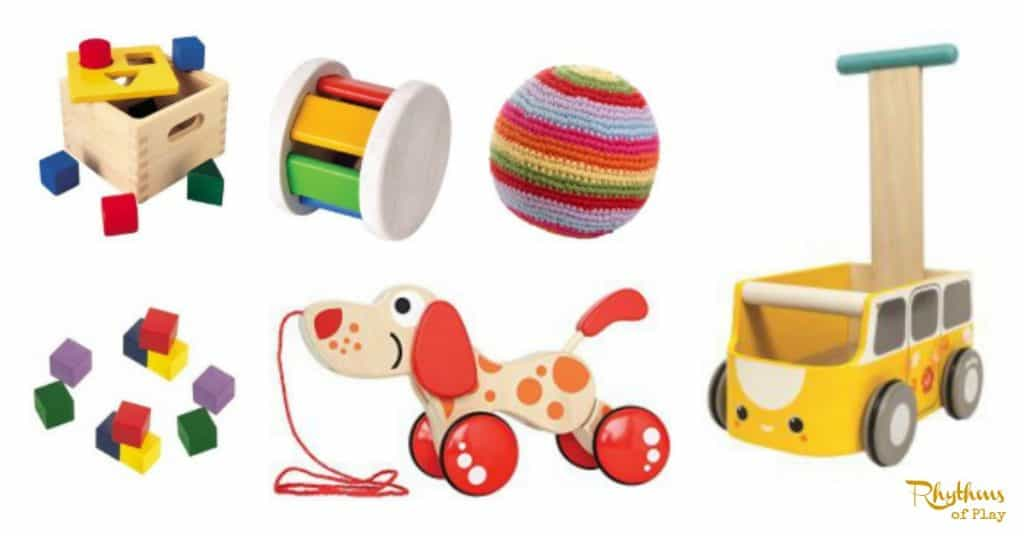 Eco Friendly Baby Toys That Boost Development Naturally