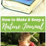Get Outside & Connect: How to Create a Nature Journal