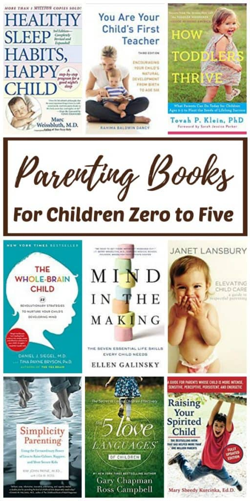 the best parenting books for raising young children.