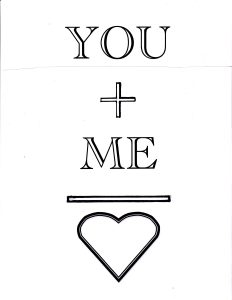 You+Me=