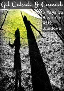 5 ways to have fun with shadows