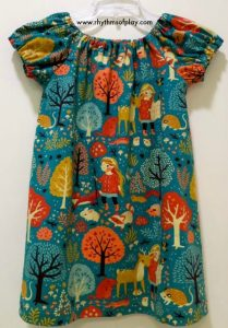 1. 'Nature Hike' Dress