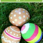 How to Color Natural Brown Eggs