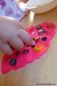 playdough bead press