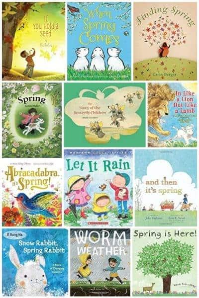 Magical Spring Books Children Love