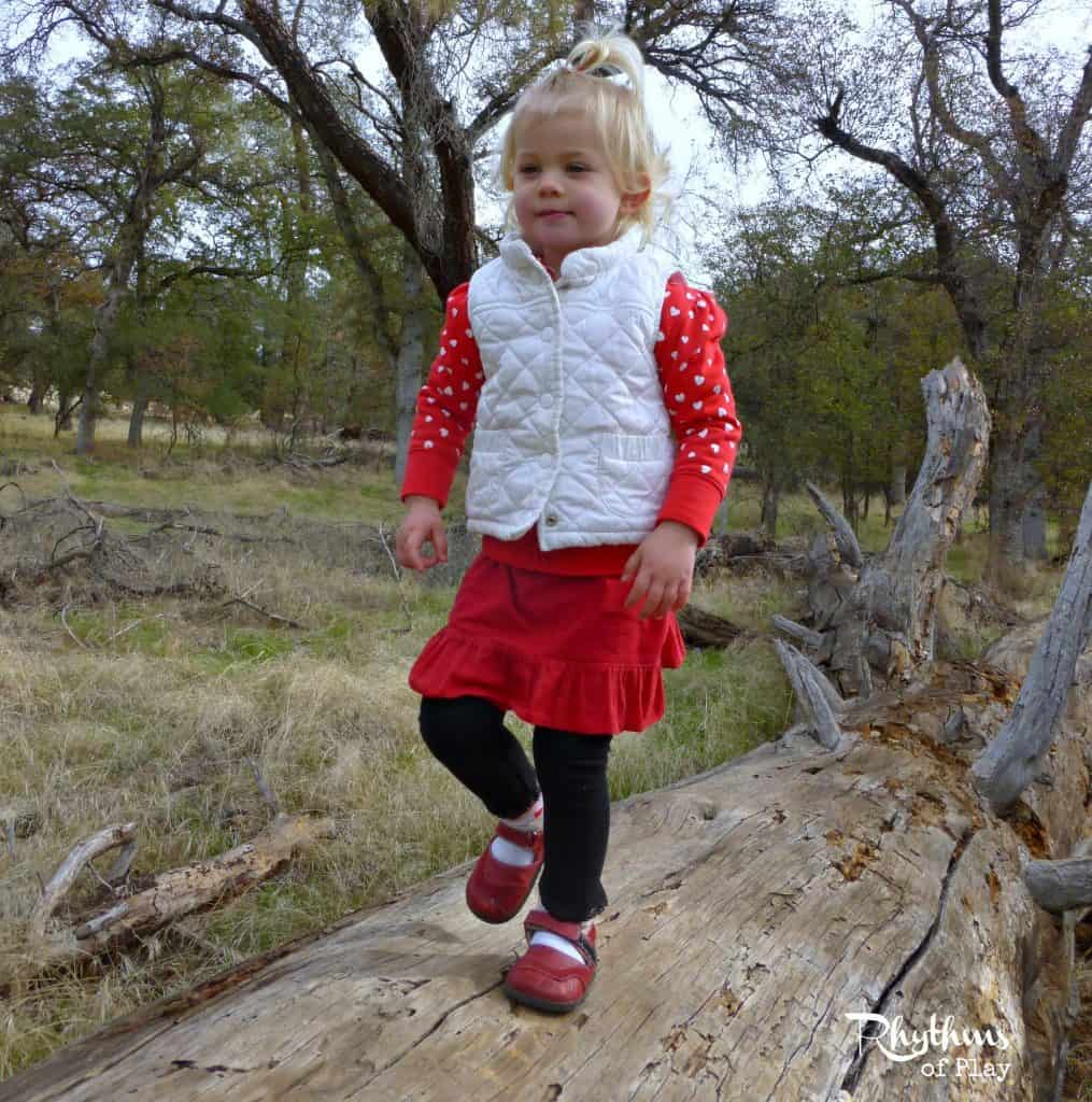 Go tree walking -- a fun activity to do with kids!