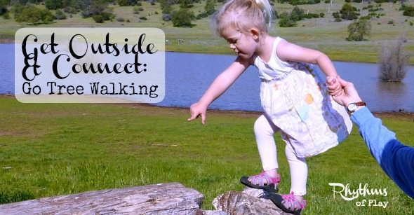 Go tree walking -- a fun activity for kids! FB