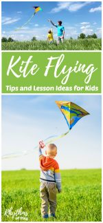 Kite Flying Tips and Lesson Ideas for Kids