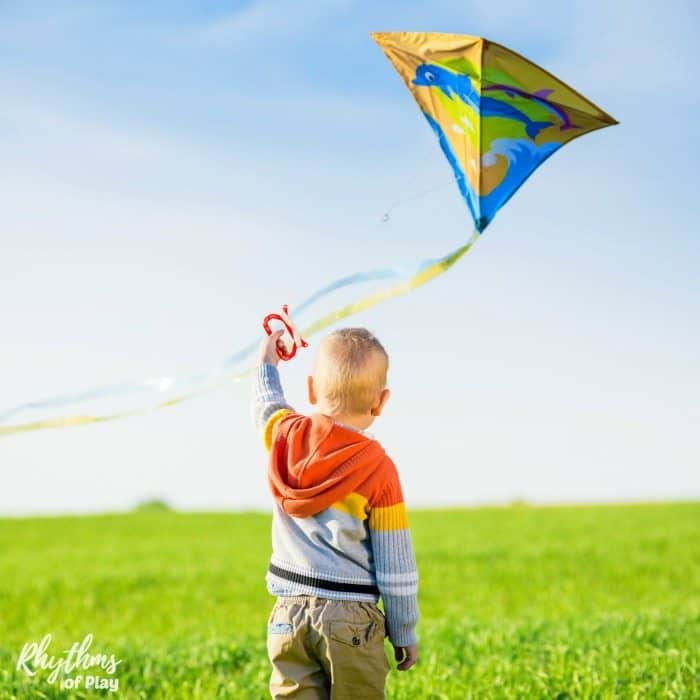 3 Ways to Launch a Kite