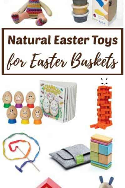 Eco Friendly Easter Toys for Easter Baskets