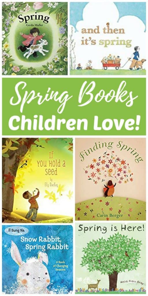 Magical Spring Books Children Love Rhythms Of Play