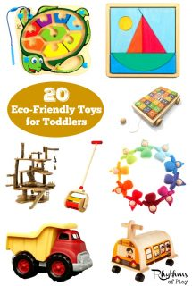 20 Great Eco-Friendly Toys for Toddlers