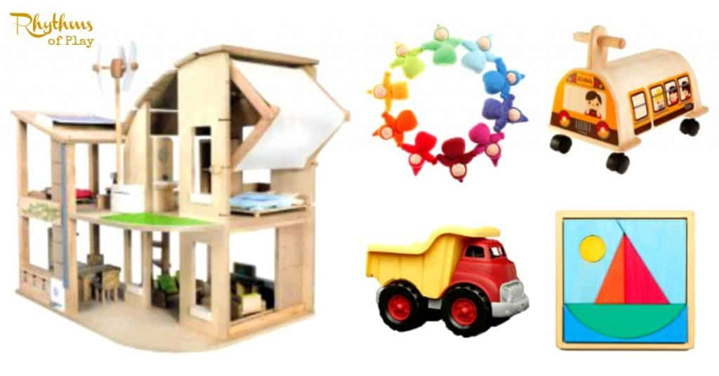 Toys For Toys : Best natural toddler toys and how the benefit development