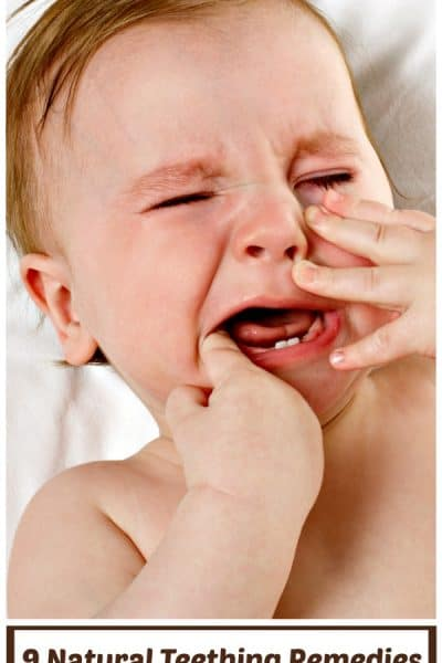 Natural Teething Relief for Babies