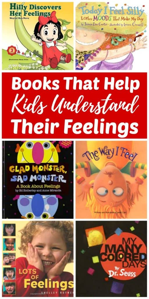 feeling and emotion books for kids