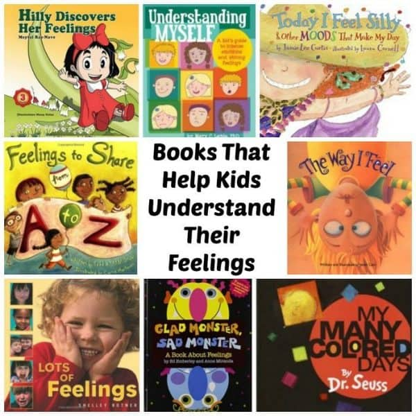 feelings books for children