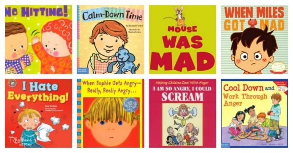Books to help kids manage anger fb
