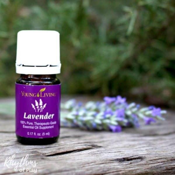 Secret to good smelling detangling spray