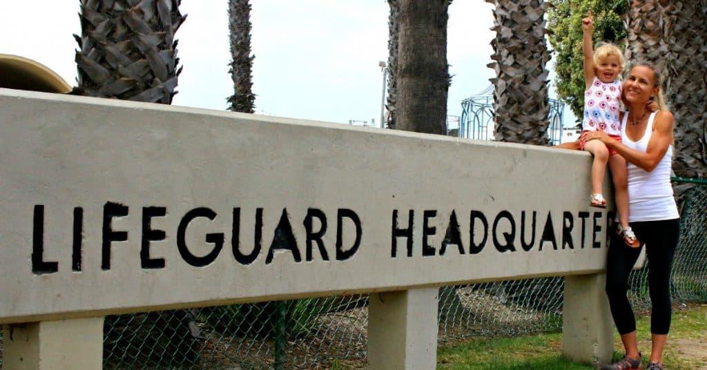 Beach Safety Tips from an Ocean Lifeguard Mom