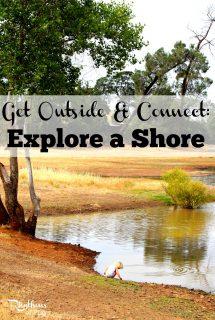 Get Outside & Connect: Explore a Shore