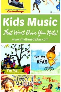 Kids Music That Won't Drive You Nuts!