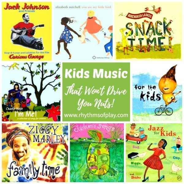 music for kids with the best kids music on the market today