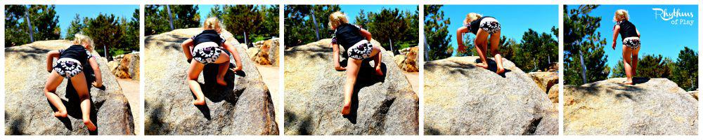 Go Bouldering