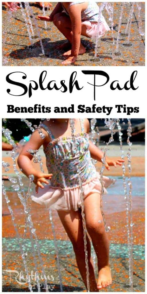 A splash pad provides water play and fun for the whole family. They have been popping up everywhere as an alternative to local pools in many cities and towns all over the world.There are lots of benefits to splash pad play, and even though they are safer than pools and other open bodies of water, there are still many things to keep in mind to keep your kids safe while having fun.