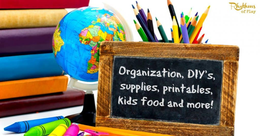 101 Back to School Resources
