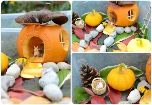Best Fall Nature Crafts | Rhythms of Play