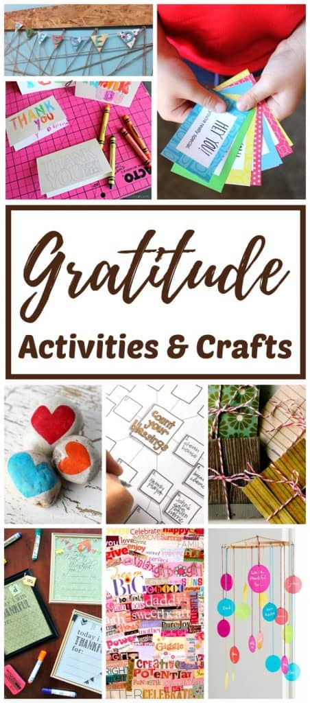 Teaching gratitude to children