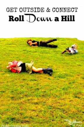 Roll down a hill