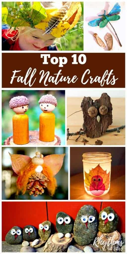 fall craft ideas for teens the best fall nature crafts for and rhythms 6548