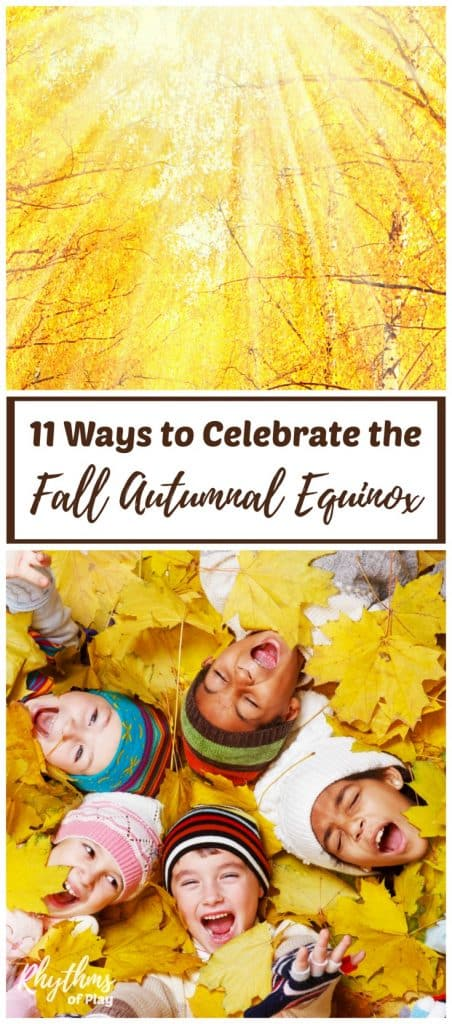Fall autumnal equinox celebration ideas.