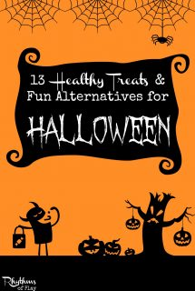 13 Healthy Treats and Fun Alternatives for Halloween