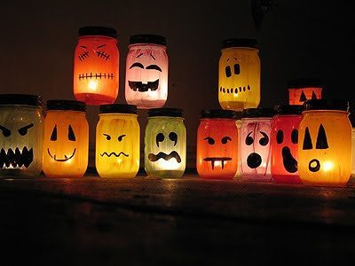 Halloween Luminaries craftsbyamanda.com