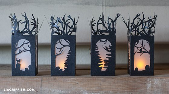 paper_lanterns_halloween_diy_liagriffithcom - How To Make Halloween Lanterns