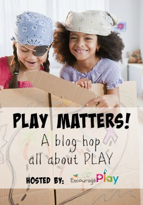 Play Matters Blog Hop