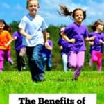 The Benefits of Outside Free Play