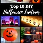 Top 10 DIY Halloween Lanterns