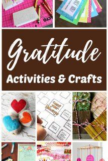 Year Round Gratitude Activities for Kids