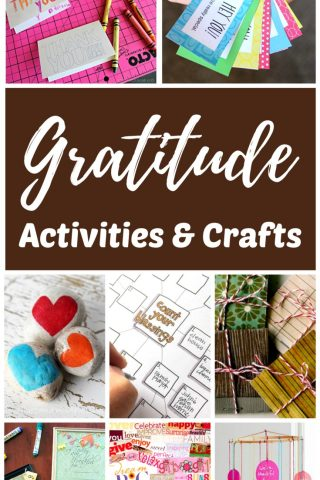 Year Round Gratitude Activities for Kids