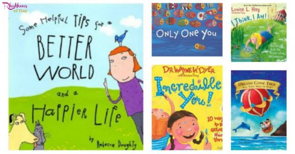 Kids's Books That Teach Important Life Lessons