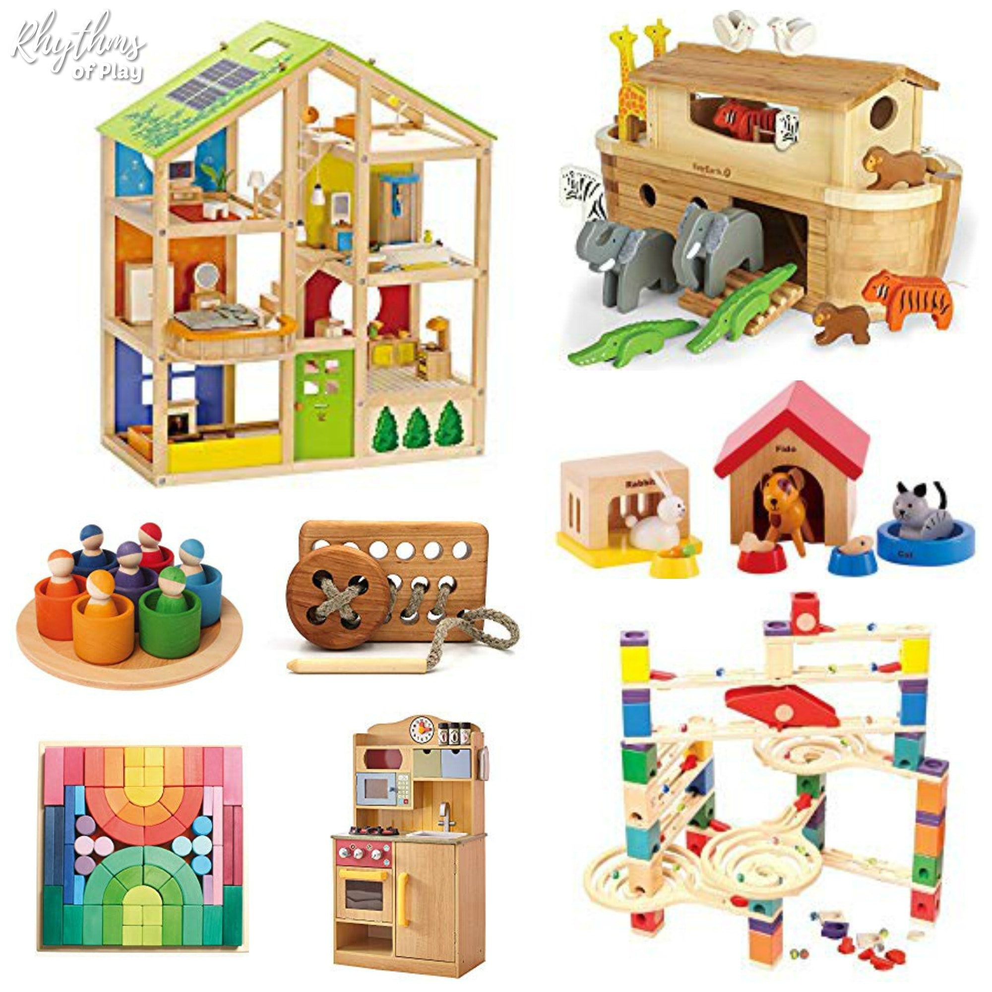 Best natural toys for preschoolers and how they benefit development sq