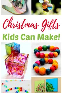 Beautiful Gifts Kids Can Make