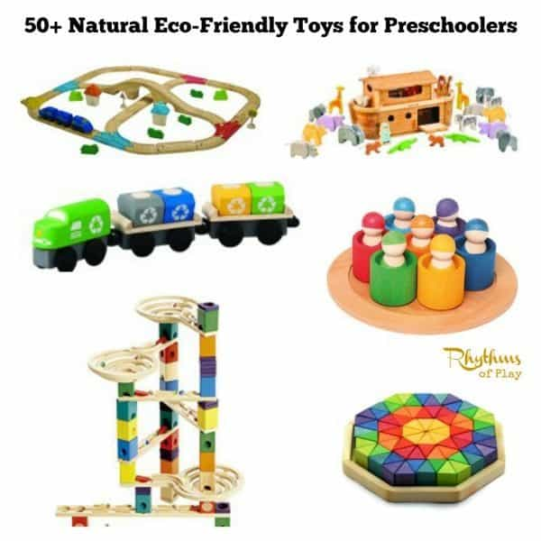 Great Toys For Preschoolers : The best natural eco friendly toys for preschoolers