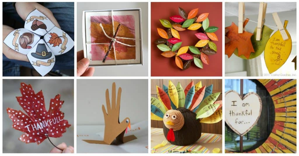 40 Thanksgiving Gratitude Activities And Crafts Rhythms Of Play